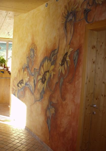 vægmaleri