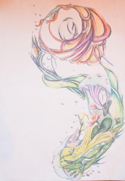 illustration til tatovering