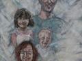 Familie portræt