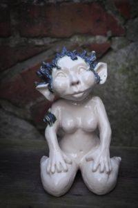 keramik af Katrine Wettstein