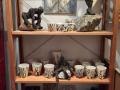 kopper og skulpturer