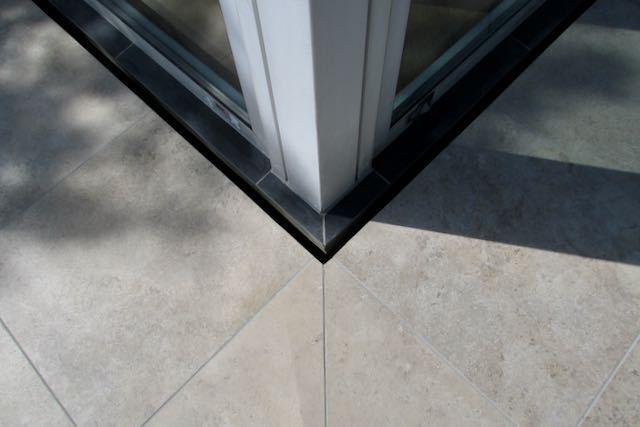 detaljer af terrasse