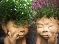 tvillinge troldepiger