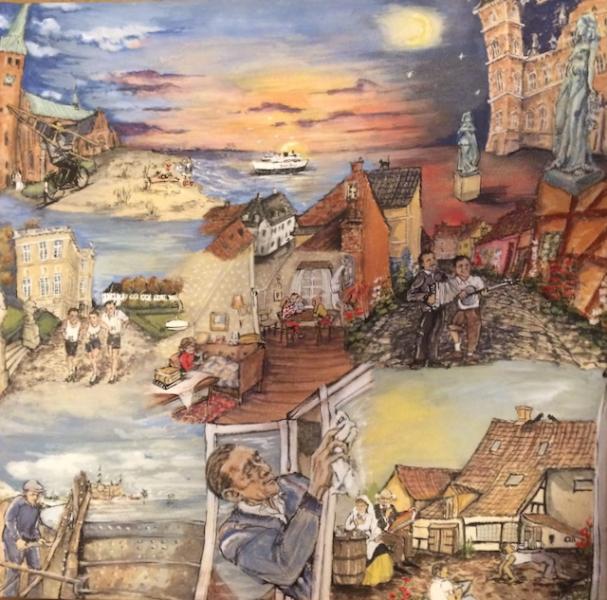 miniaturemaleri