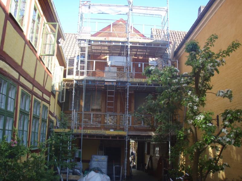 fasade restaurering