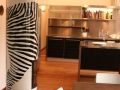 zebra kakkelovn