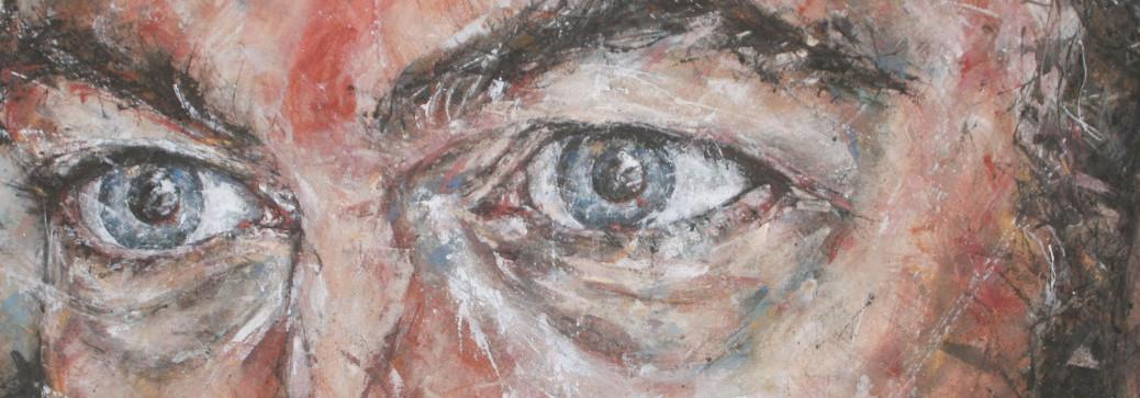 portræt malet af Kunstner Katrine Wettstein
